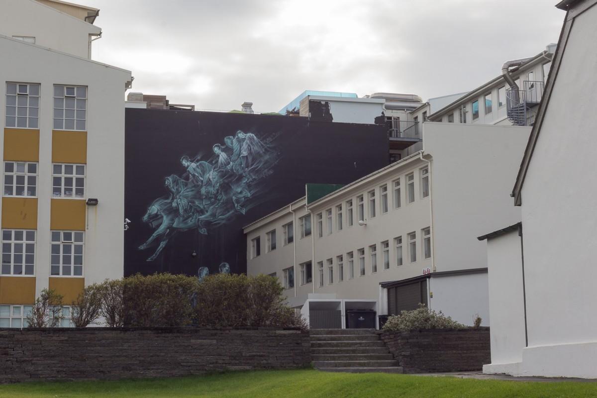 Must see in Iceland – Reykjavík street art
