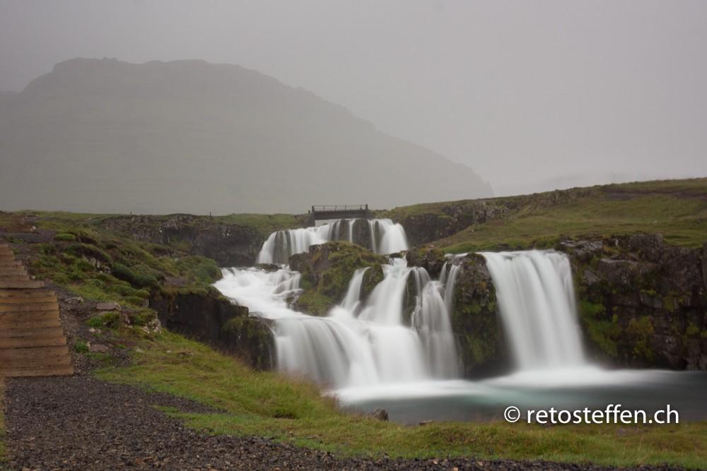 Must see in Iceland – Kirkjufellsfoss, Western Iceland