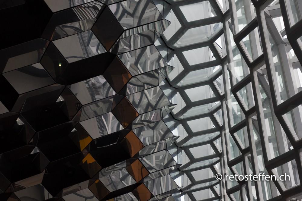 Must see in Iceland – Reykjavík Harpa Hall