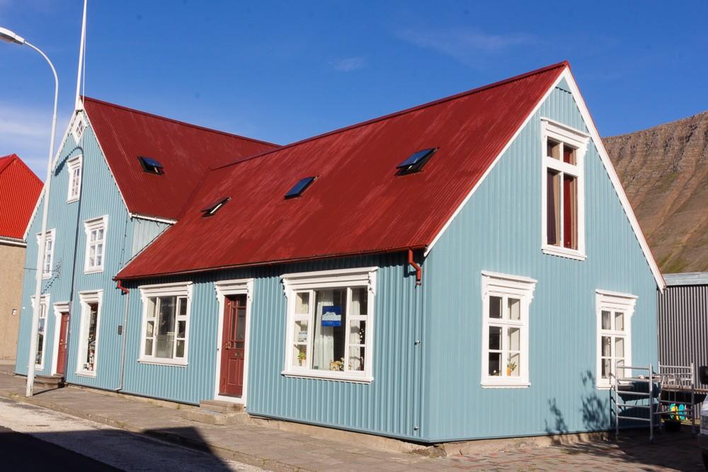 Must see Ísafjörður houses