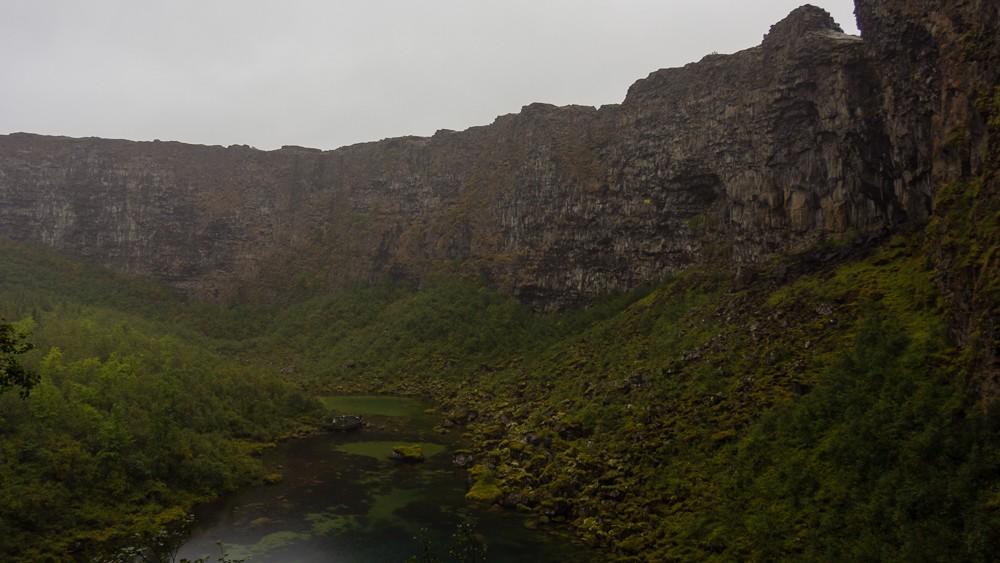 Must see –Ásbyrgi canyon