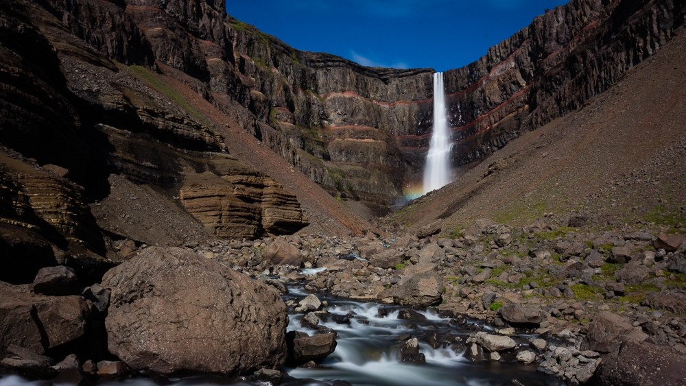 Must see in eastern Iceland - Hengifoss