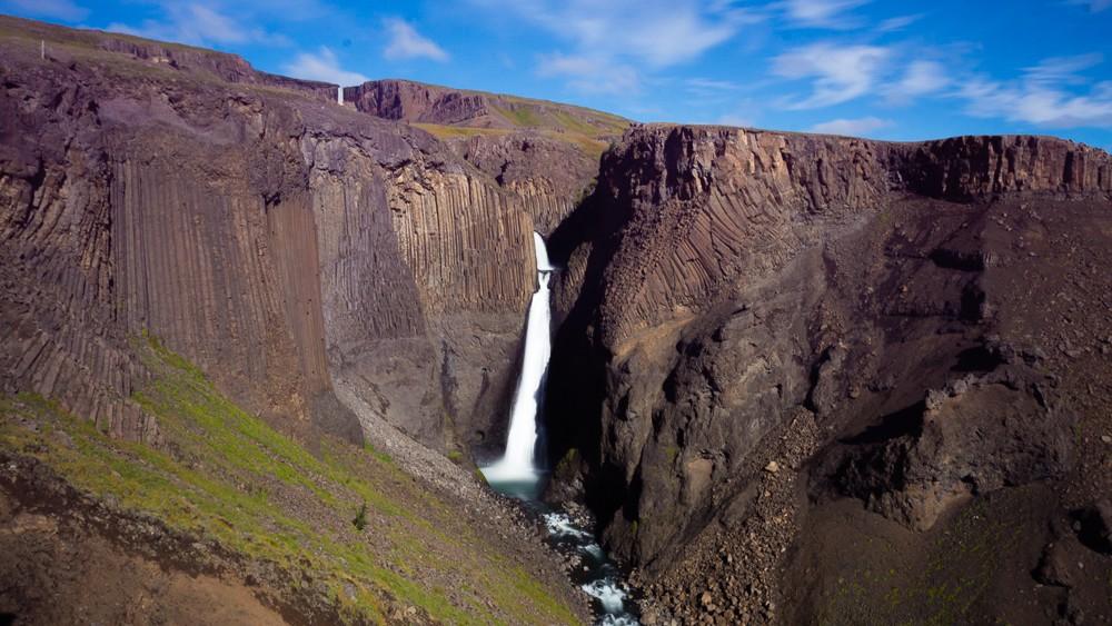 Must see in eastern Iceland - Litlanesfoss