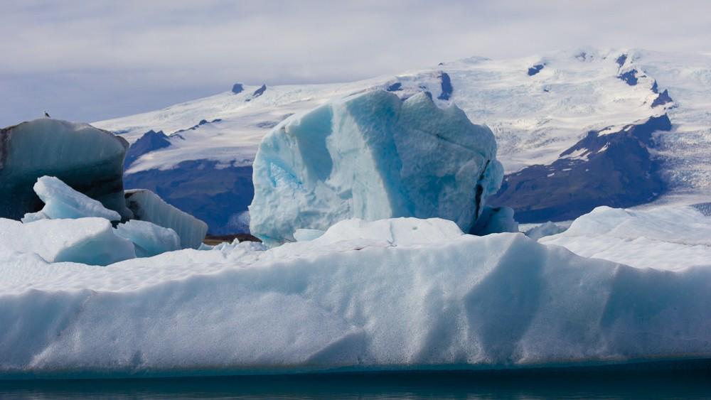 Must see in Eastern Iceland - Jökulsárlón glacier lagoon