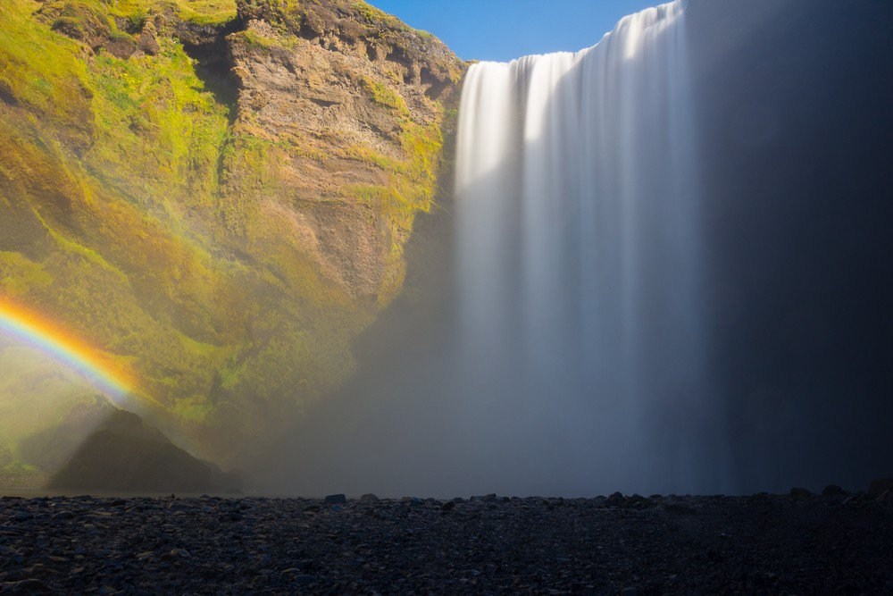 Must see in South Iceland - Skogafoss