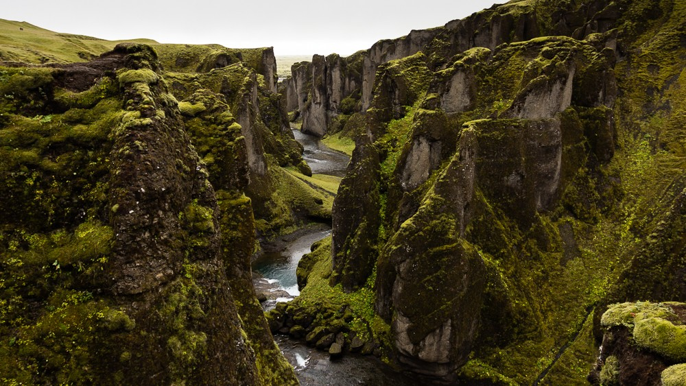 Must see in South Iceland - Fjaðrárgljúfur